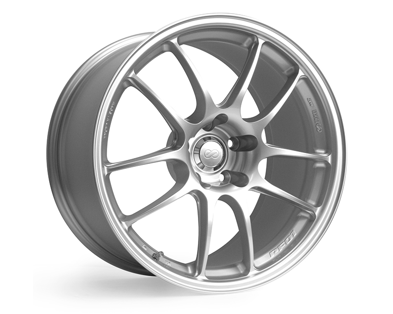 Enkei PF01 Wheel Racing Series Silver 18x8 5x112 45mm