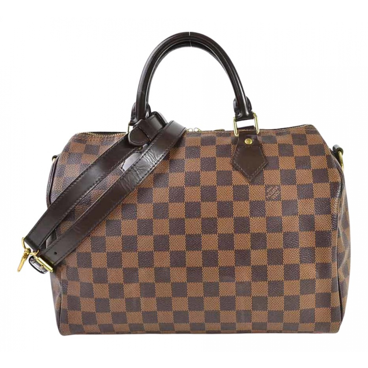 Bolso boston Speedy de Lona Louis Vuitton