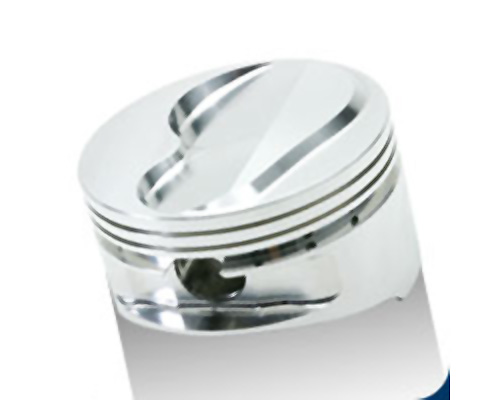 JE Pistons 186446 400-12 SBC .150 DOME Set of 8 Pistons