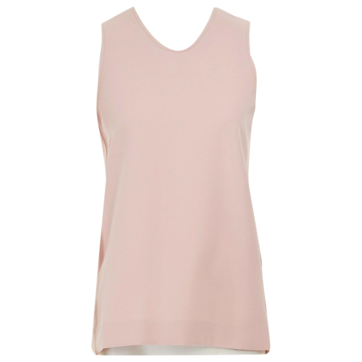 Marni - Top   pour femme en coton - rose