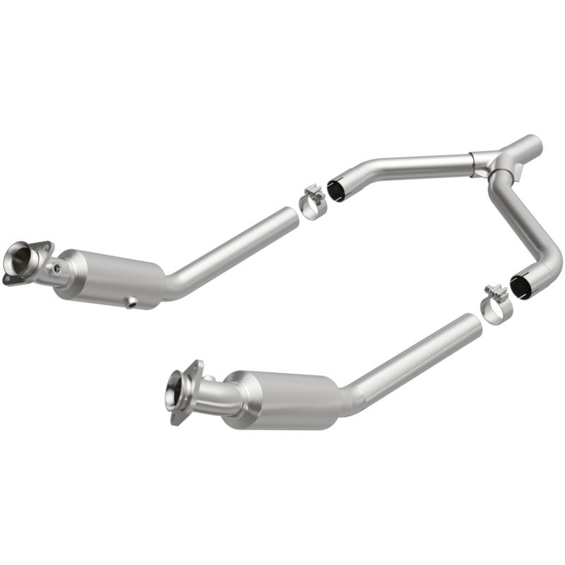 MagnaFlow 23012 Exhaust Products Direct-Fit Catalytic Converter