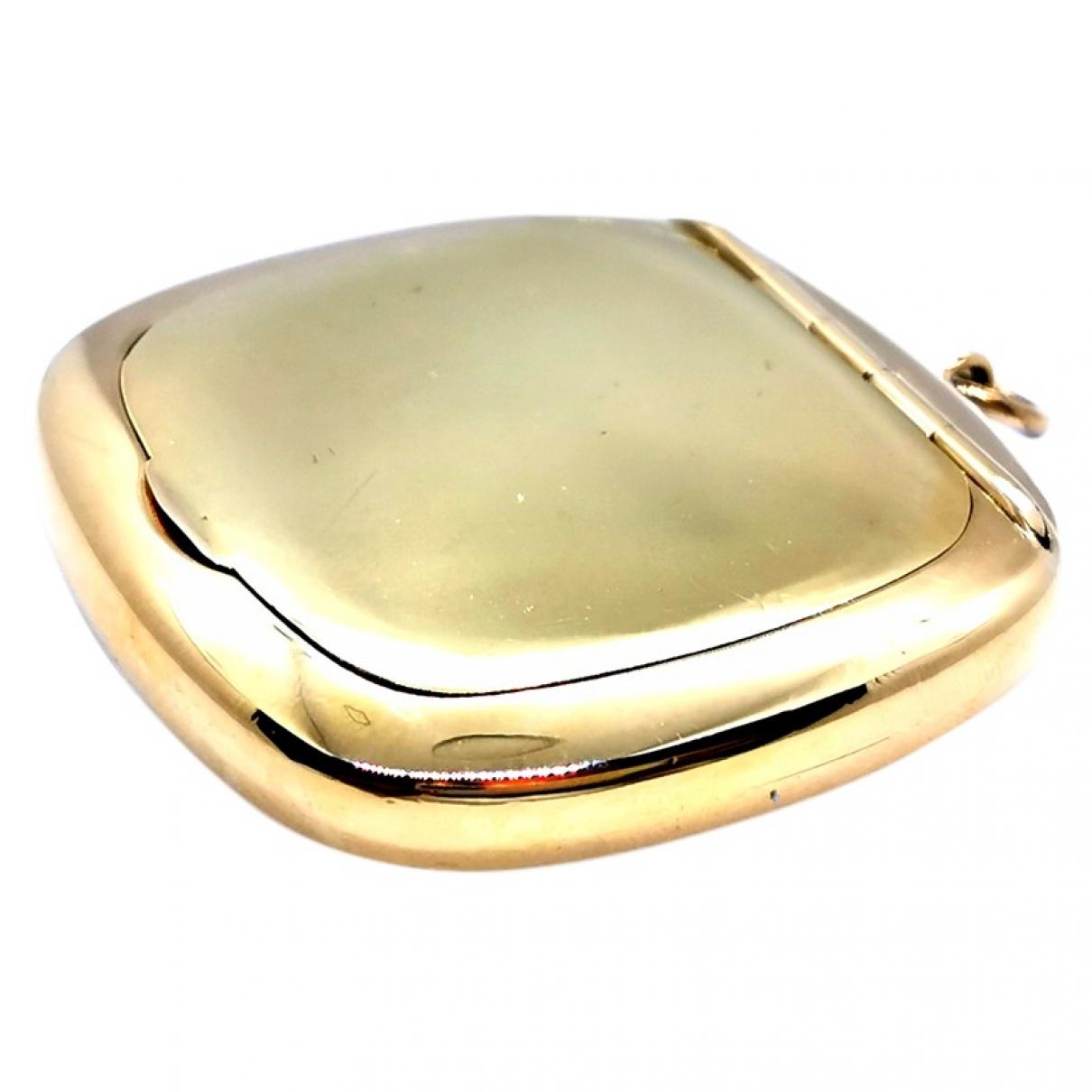 Autre Marque - Pendentif   pour femme en or jaune - dore