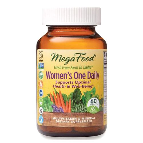 Women's One Daily 60 Tabs by MegaFood