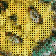 Sunflower Pattern DIY Diamond Painting