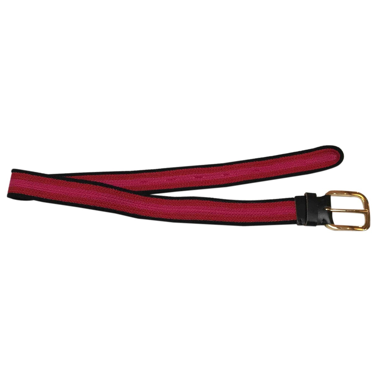 Marni N Pink Cloth belt for Women 75 cm