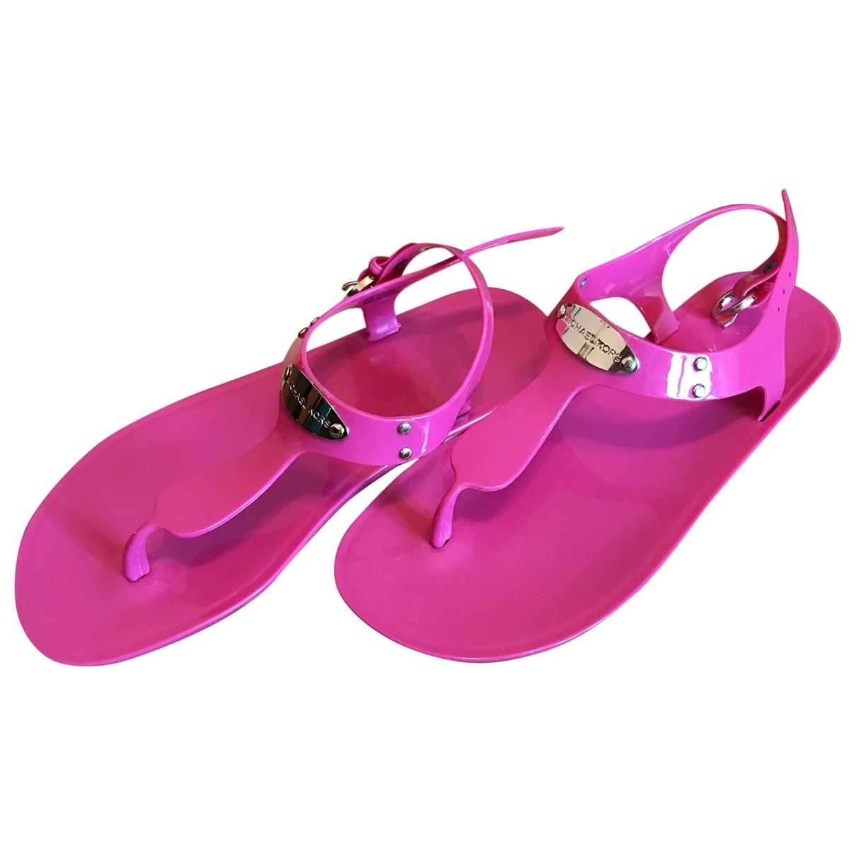 Michael Kors \N Pink Sandals for Women 37 EU