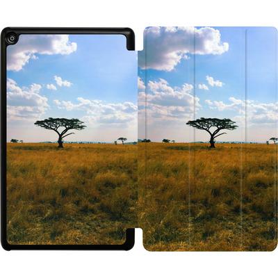Amazon Fire HD 8 (2017) Tablet Smart Case - Tanzanian Savanna von Omid Scheybani