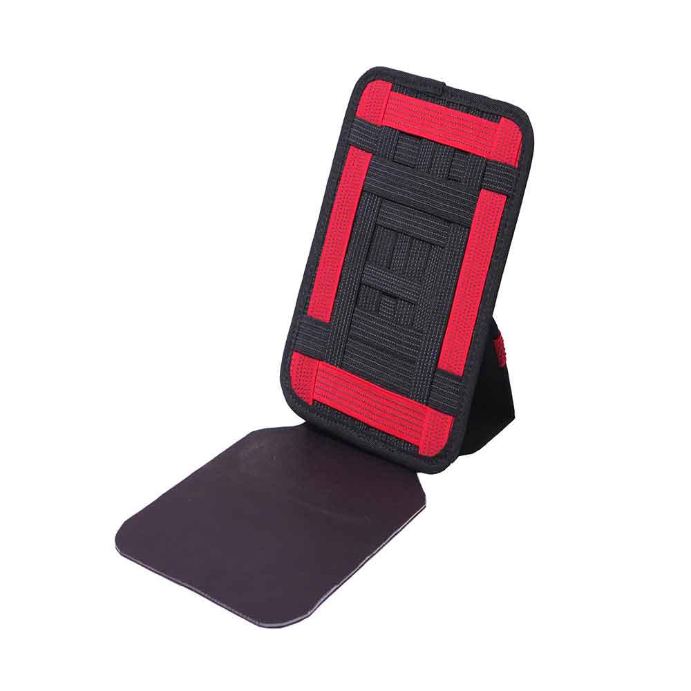 Non-slip Elastic Band Mouse Pad Storage Travel Organizer