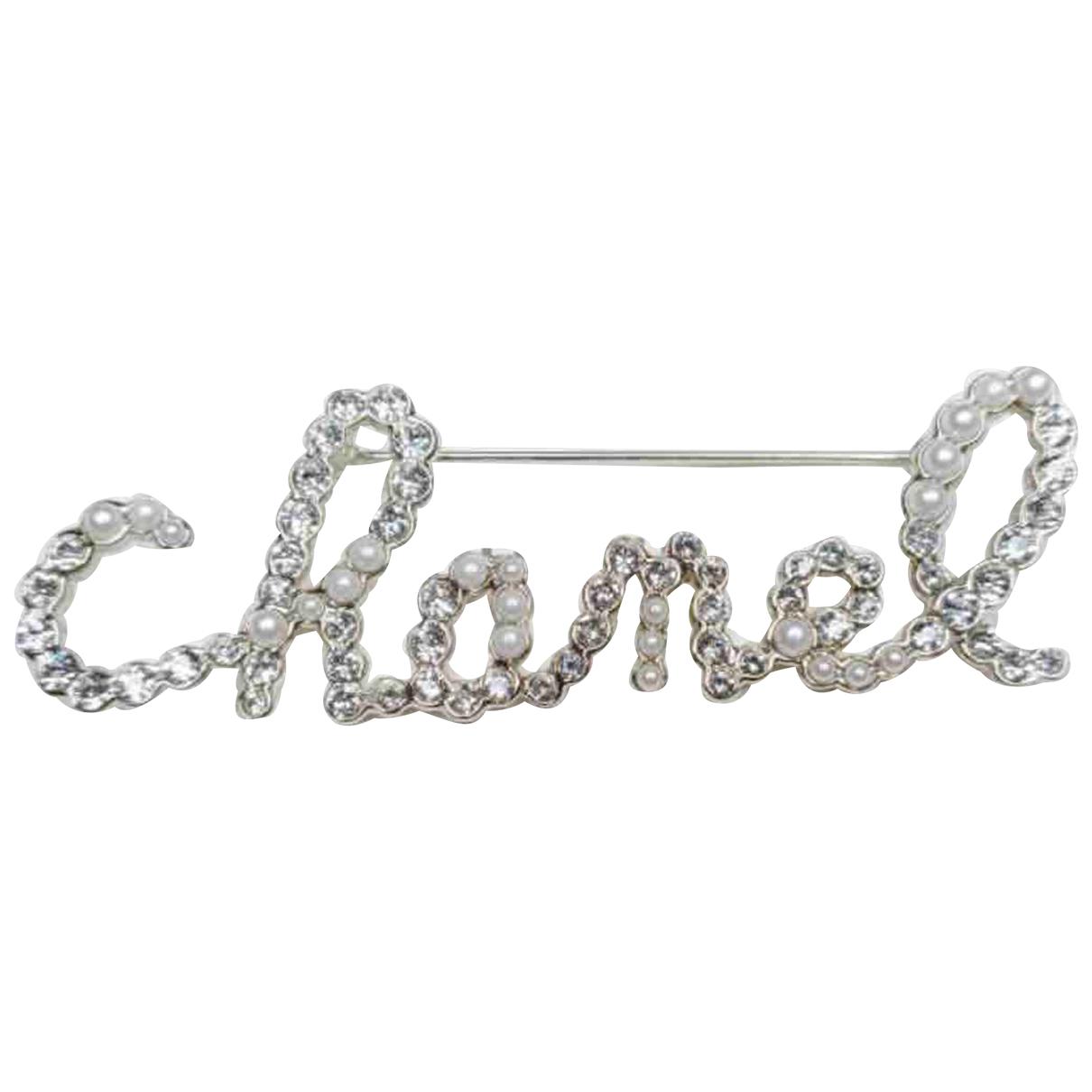 Broche CHANEL de Cristal Chanel