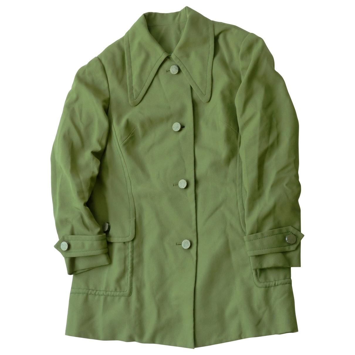 - Manteau   pour femme - vert