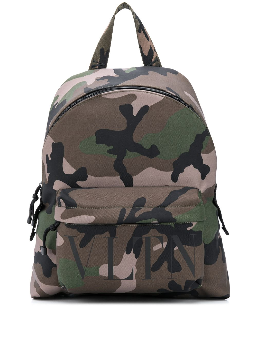 Camouflage Pritn Backpack