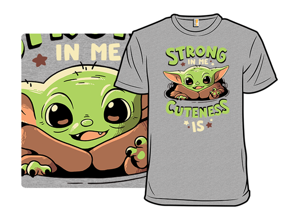 Strong In Me T Shirt