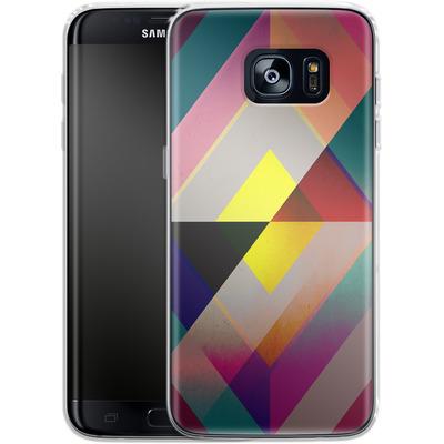 Samsung Galaxy S7 Edge Silikon Handyhuelle - Dryve von Spires