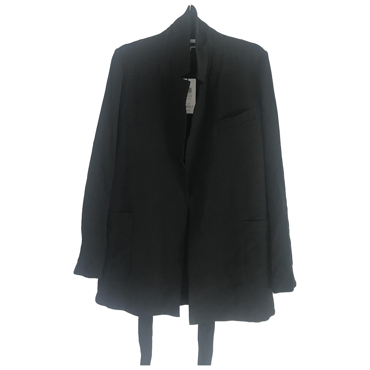 Reiss \N Jacke in  Schwarz Polyester