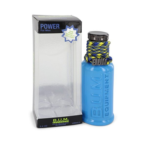 Power - B.U.M. Equipment Eau de toilette en espray 100 ml