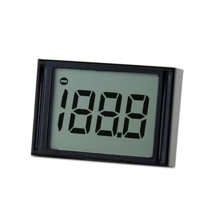 Lascar Digital Voltmeter DC, LCD Display 3.5-Digits ±1 %