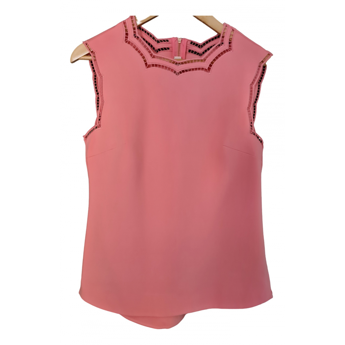 Ted Baker \N Pink  top for Women S International