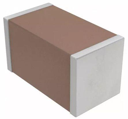 TDK 1206 (3216M) 2.2μF Multilayer Ceramic Capacitor MLCC 25V dc ±10% SMD CGA5L2X7R1E225K160AA (4000)