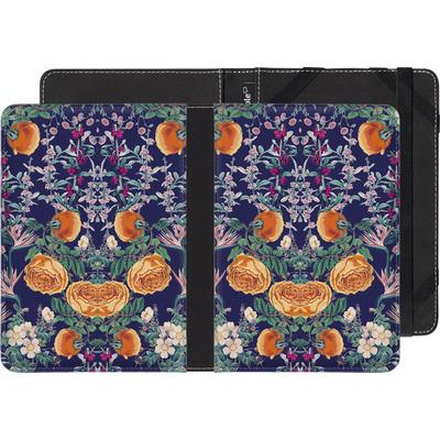 Sony Reader PRS-T2 eBook Reader Huelle - Midnight Spring von Zala Farah