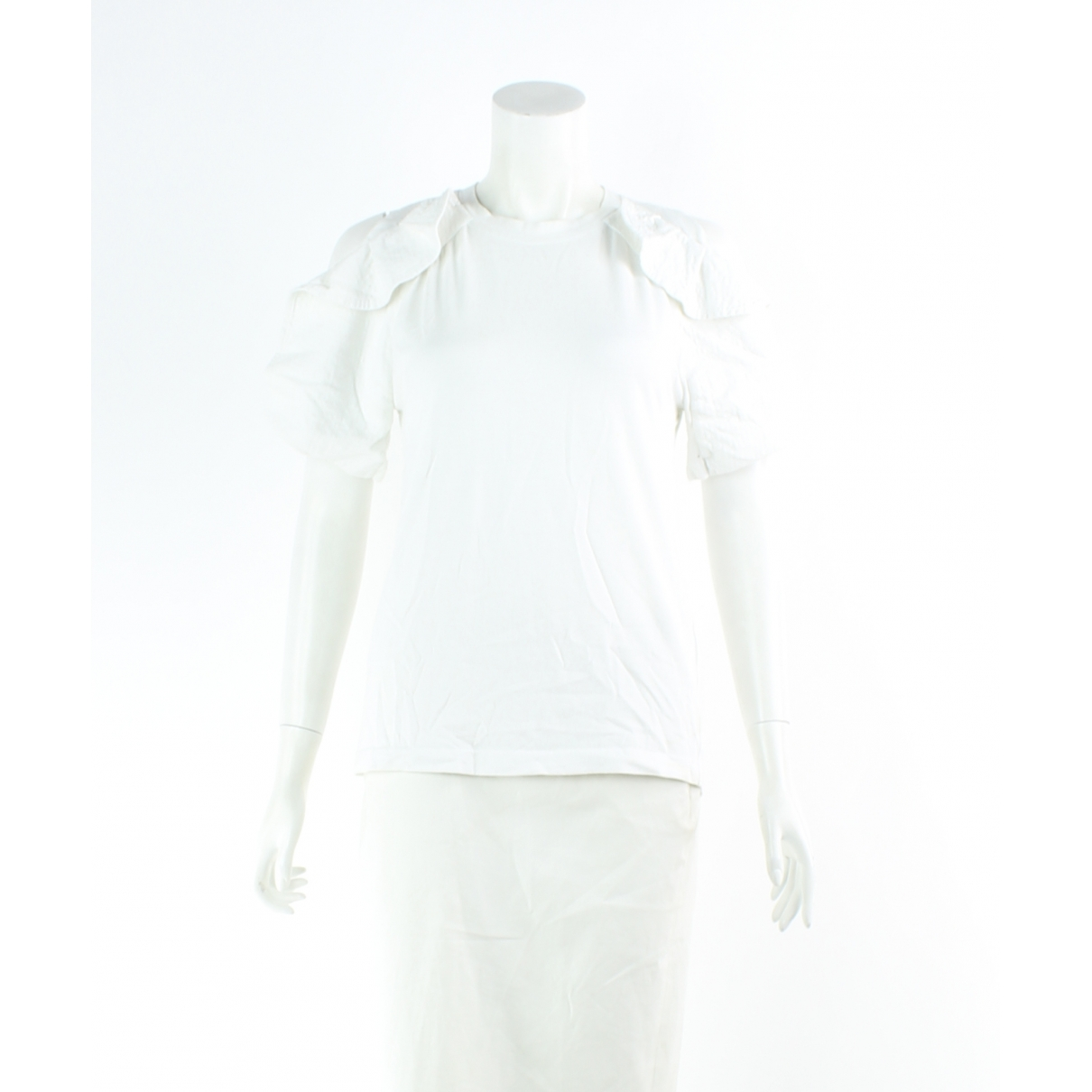 Chloe \N T-Shirts in  Weiss Baumwolle