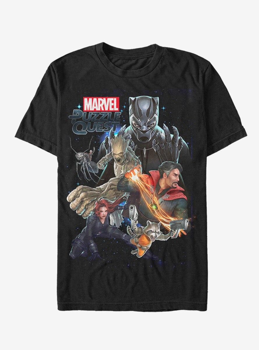 Marvel Puzzle Quest Team Battle T-Shirt