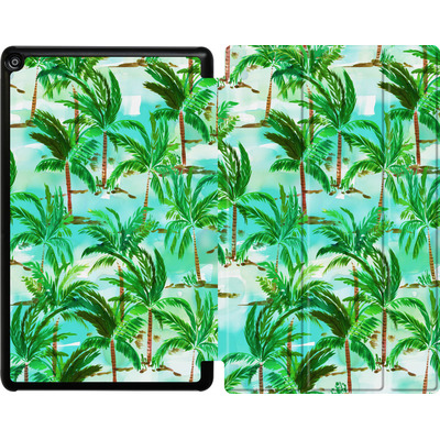 Amazon Fire HD 10 (2018) Tablet Smart Case - Palm Tree Green  von Amy Sia