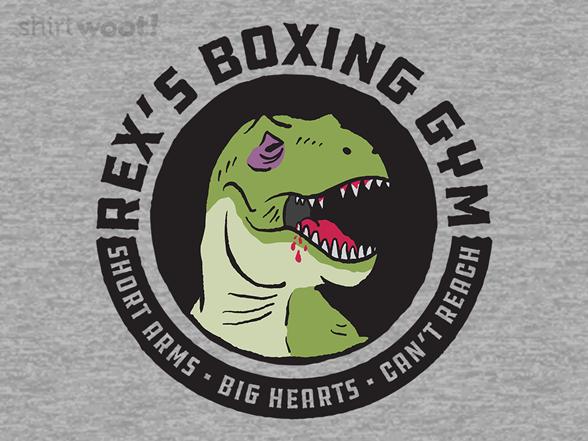 Rex's Boxing Gym T Shirt