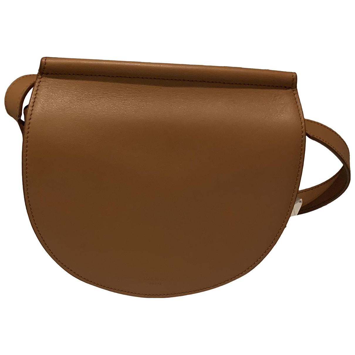 Givenchy Infinity Handtasche in  Kamel Leder