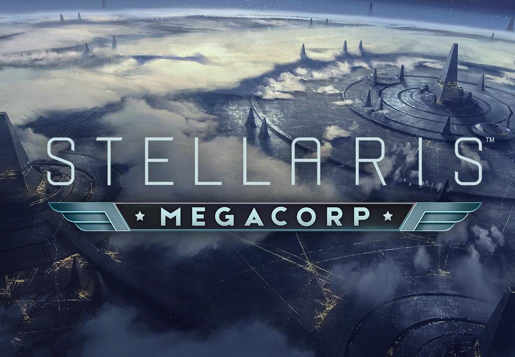 Stellaris - MegaCorp DLC EU Steam Altergift