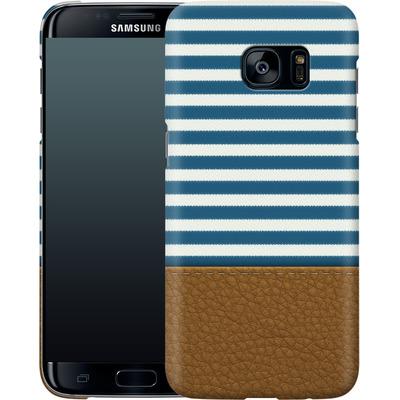 Samsung Galaxy S7 Edge Smartphone Huelle - Nautical von caseable Designs