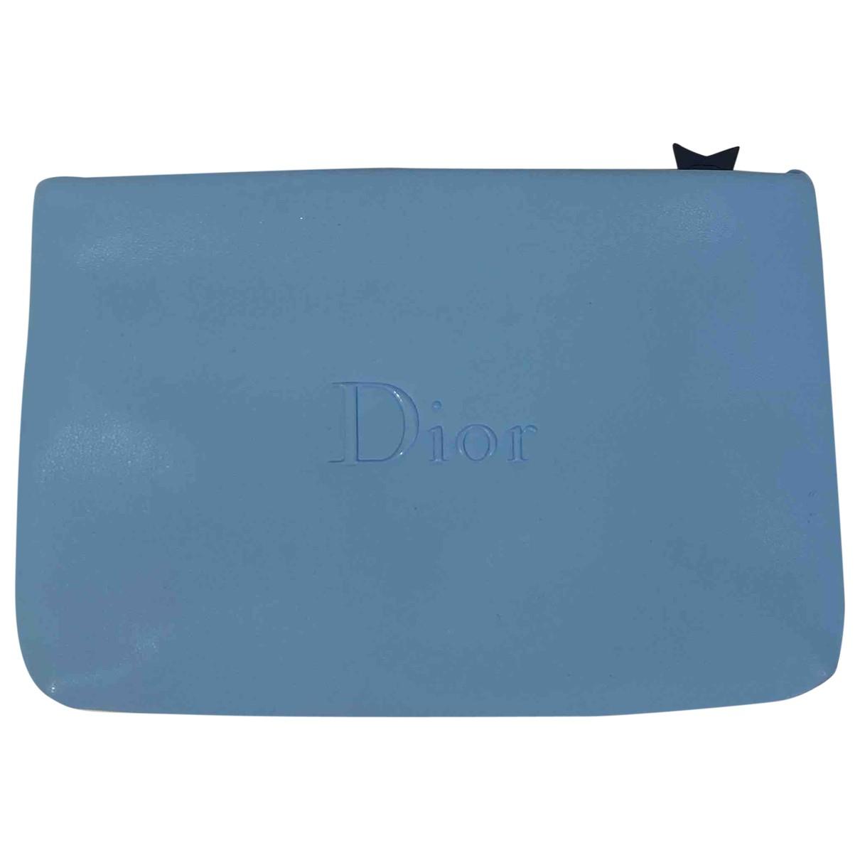 Dior \N Blue Travel bag for Women \N