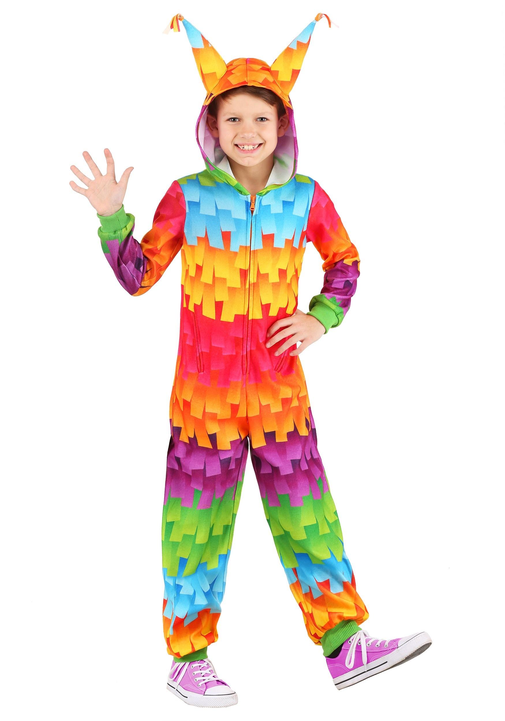 Party Pinata Kids Costume