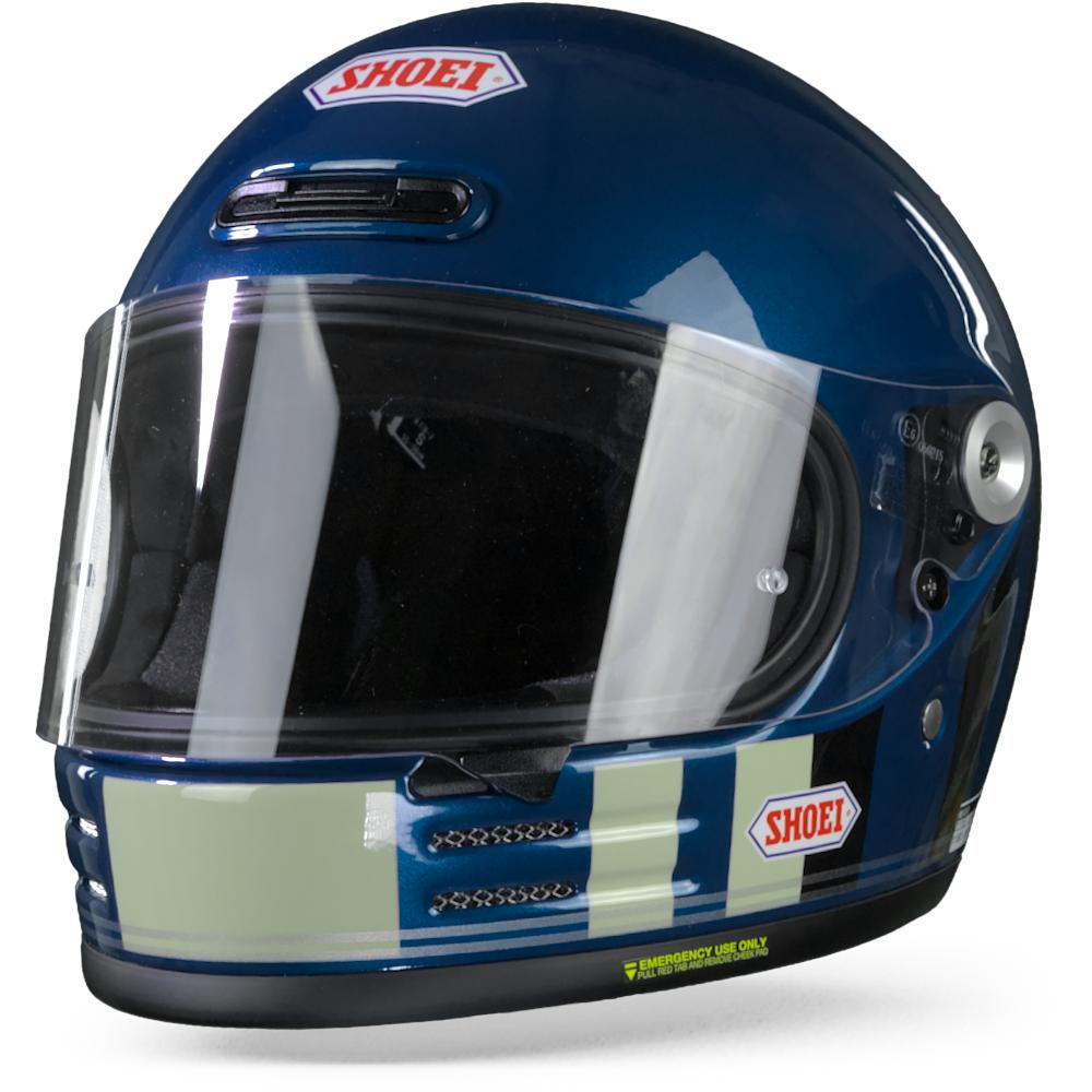 Shoei Glamster Resurrection TC-2 Casco Integral M