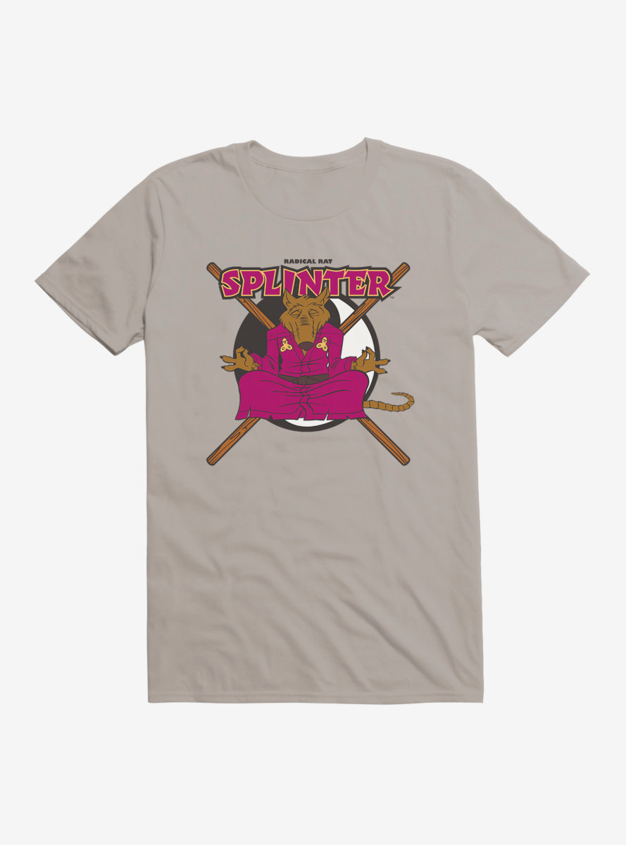 Teenage Mutant Ninja Turtles Splinter Radical Rat T-Shirt