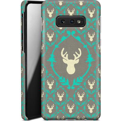 Samsung Galaxy S10e Smartphone Huelle - Oh Deer von Bianca Green