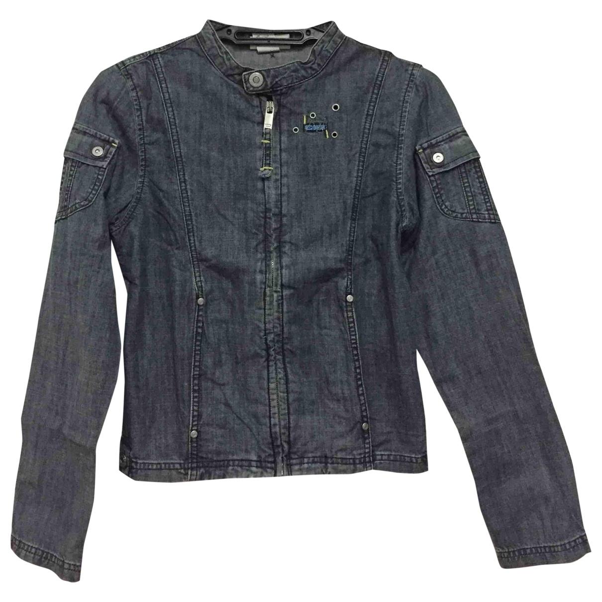 Diesel \N Cotton jacket & coat for Kids 18 years - L UK