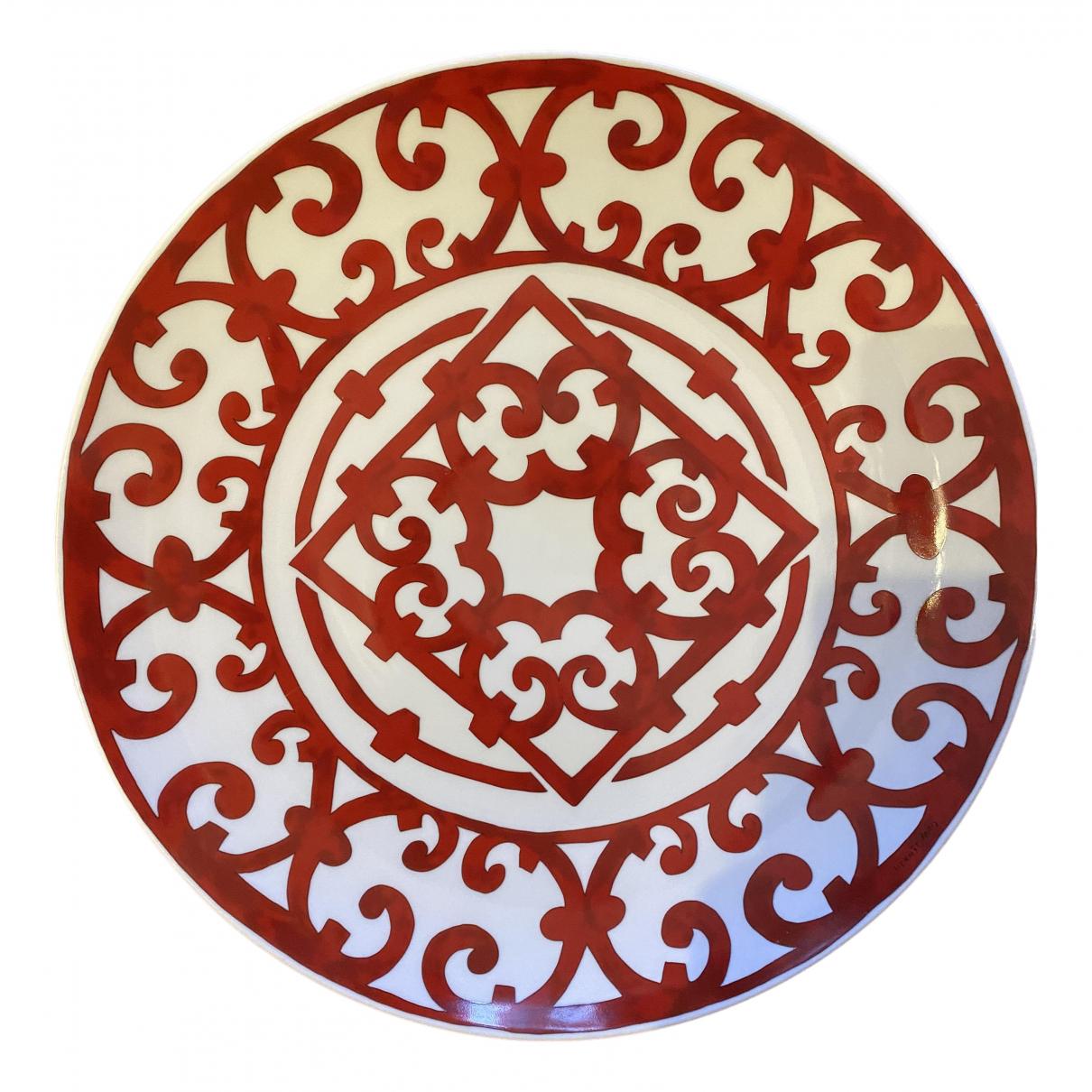 Vajilla Balcon du Guadalquivir de Ceramica Hermes