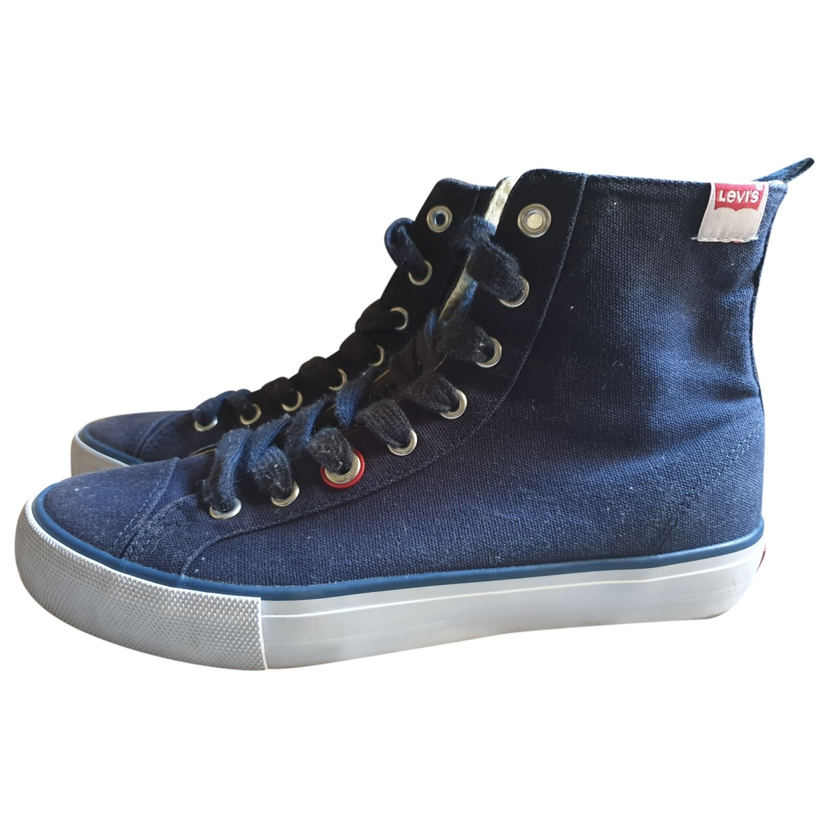 Levi's \N Blue Cloth Trainers for Women 38 EU