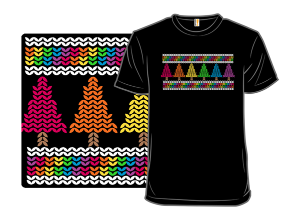 Ugly Sweater Pride T Shirt