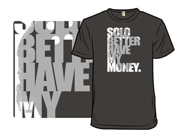 My Money T Shirt
