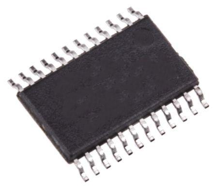 Analog Devices ADM3315EARUZ, Line Transceiver 1-TX 1-RX 1-TRX, 3.3 V, 24-Pin TSSOP (62)