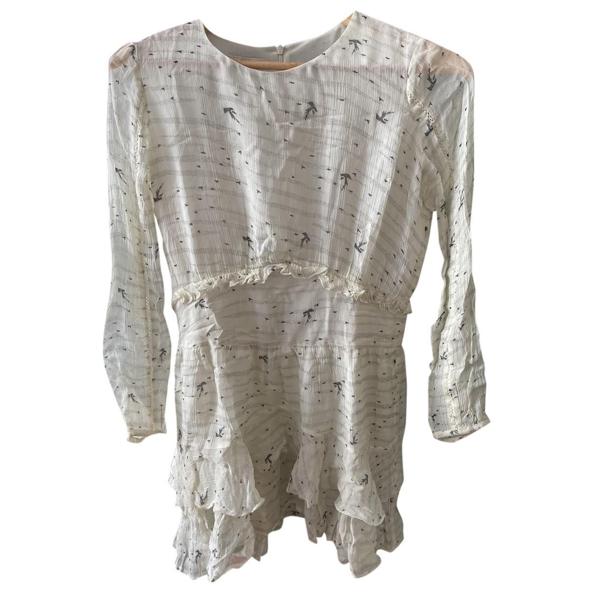 Sessun N Beige dress for Women 36 FR