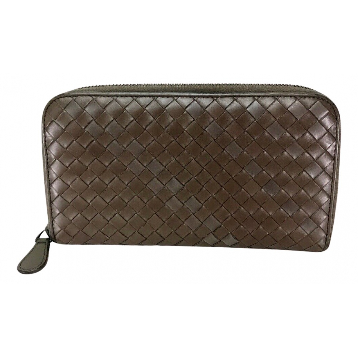 Bottega Veneta - Portefeuille   pour femme en cuir