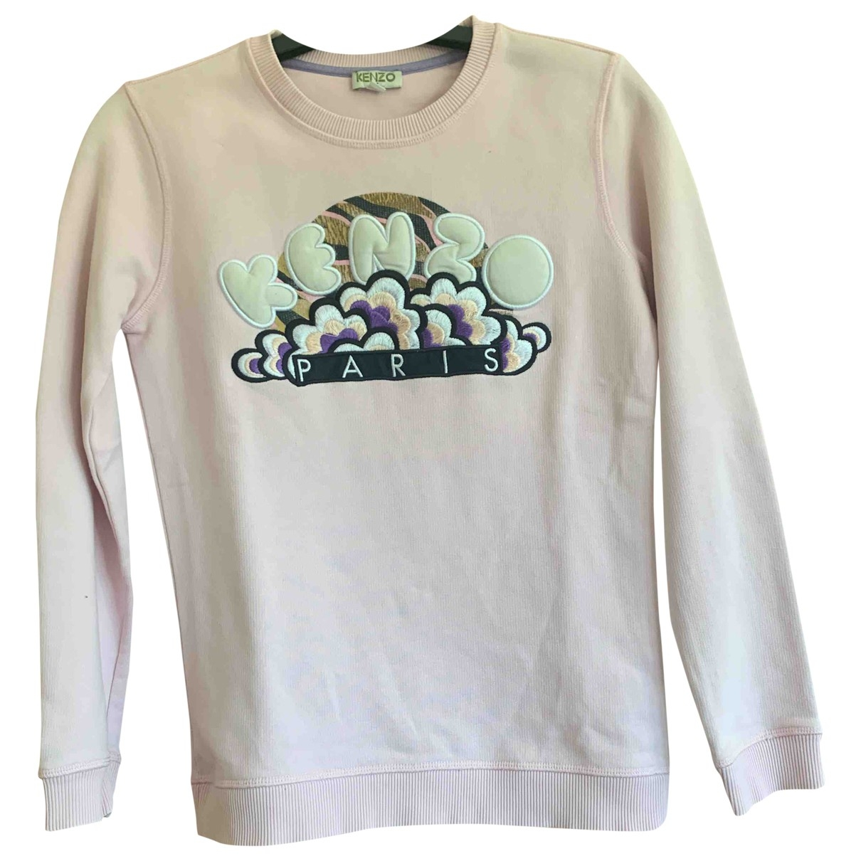 Kenzo \N Pink Cotton Knitwear for Kids 12 years - XS FR