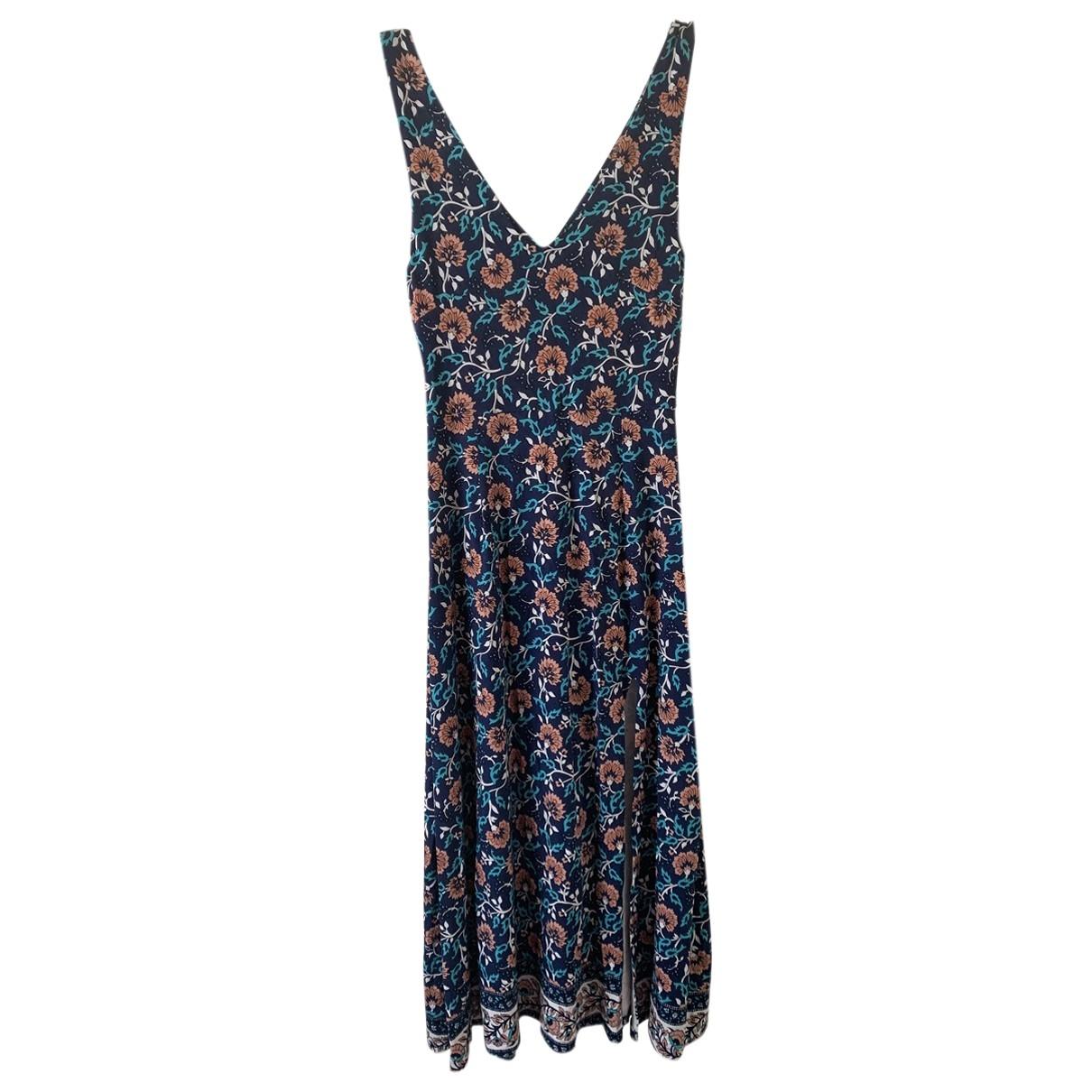 Arnhem Clothing \N Kleid in  Blau Baumwolle - Elasthan