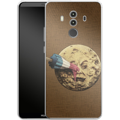 Huawei Mate 10 Pro Silikon Handyhuelle - Summer Voyage von Eric Fan