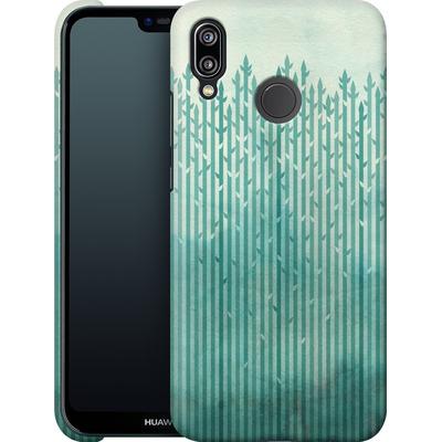 Huawei P20 Lite Smartphone Huelle - Misty Morning von Little Clyde