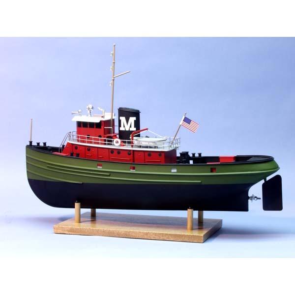 Carol Moran Harbor Tug Boat Kit