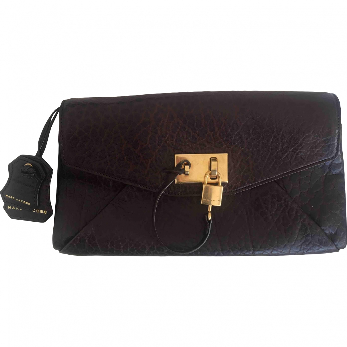 Marc Jacobs \N Brown Leather Clutch bag for Women \N