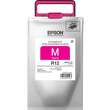 Epson R12 TR12320 Original Durabrite Ultra Magenta Ink Pack